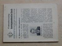 Československý korespondenční šach 3 (1989)