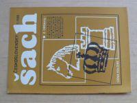 Československý šach 1-12 (1989) ročník LXXXIII. (chybí číslo 10, 11 čísel)