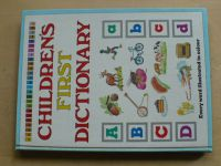 Children's first Dictionary (1990)