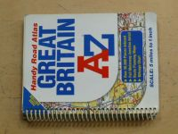 Handy Road Atlas Great Britain A-Z  (2008)