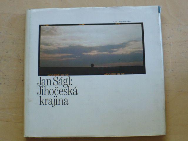 Jan Ságl - Jihočeská krajina (1984)