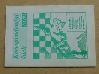 Korespondenční šach 1-6 (1993) ročník III.