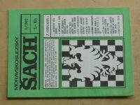Moravskoslezský šach 1-12 (1992) (chybí čísla 8, 10-12, 8 čísel)