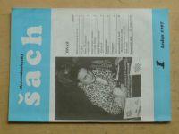 Moravskoslezský šach 1-12 (1997) ročník V. (chybí čísla 7-8, 11-12, 8 čísel)