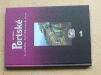 Stávek - Portské a ostatní fortifikovaná vína (2005) věnování a podpis autora