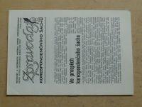 Zpravodaj korespondenčního šachu 4 (1989)