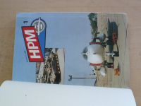 HPM 1995 - Historie a plastikové modelářství, kompletní 12 čísel