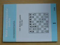 Malá encyklopedie šachu 1 (1998) ročník V.