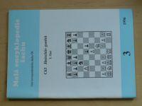 Malá encyklopedie šachu 1-4 (1996) ročník III.