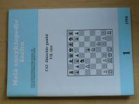 Malá encyklopedie šachu 1-6 (1998) ročník V.