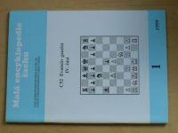 Malá encyklopedie šachu 1-6 (1999) ročník VI.
