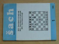 Malá encyklopedie šachu - Šach 1-2 (1994) ročník I.