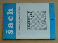 Malá encyklopedie šachu - Šach 1-4 (1995) ročník II.