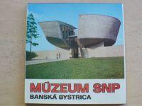 Múzeum SNP Banská Bystrica (1977) Sprievodca po expozíciii, slovensky