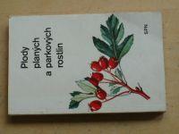 Plody planých a parkových rostlin (1989)