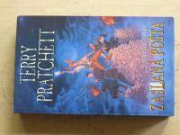 Pratchett - Úžasná Zeměplocha - Zaslaná pošta (2005)