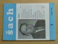 Šach 1-12 (1994) ročník II. (chybí čísla 8, 11-12, 9 čísel)