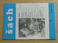 Šach 1-7 (1993) ročník I.
