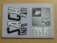Šach info 7 (1993) ročník II.