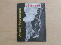 České Švýcarsko Děčínsko (1958)