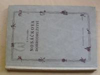 Collodi - Nosáčkova dobrodružství (Pinnocchio) 1941