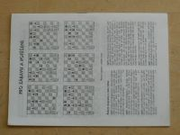 Moravskoslezský zpravodaj šach 1 (1995) ročník III.