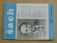 Moravskoslezský zpravodaj šach 11 (1994) ročník II.