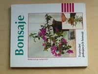 Pfisterer - Bonsaje - Tvarování pokojových bonsají (1999)