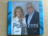 Pilarová, Fousek - Pohlazení (2007) podpis Josefa Fouska