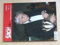 Šach info 1 (2014) ročník XXIII.