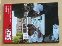 Šach info 1-8 (2007) ročník XVI. (chybí čísla 1, 4, 6 čísel)