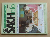 Šach info 12 (1999) ročník VIII.