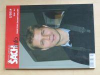 Šach info 2 (2014) ročník XXIII.