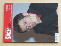 Šach info 8 (2010) ročník XIX.