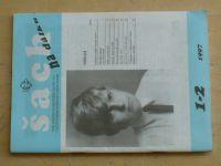 Šach na dálku 1-6 (1997) ročník I.