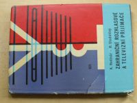 Hodinár, Studničný - Zahraniční rozhlasové a televizní přijímače (1970)