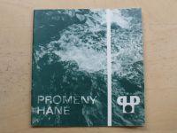 Fotografická výstava - Proměny Hané - Olomouc 1980