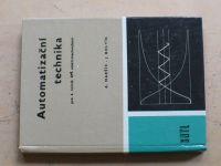 Maršík, Baltík - Automatizační technika pro 4. ročník SPŠ elektrotechnických (1988)
