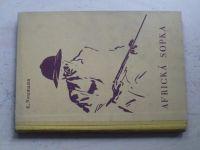 Neumann - Africká sopka (1947)