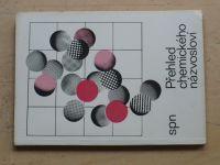 Přehled chemického názvosloví (SPN 1988)