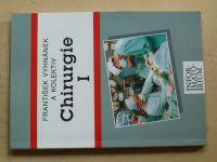 Vyhnánek - Chirurgie I.-III. (1997) 3 knihy