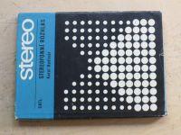 Hodinár - Stereo - Stereofonní rozhlas (1971)