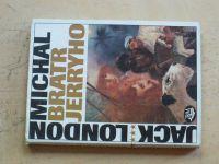 London - Michal bratr Jerryho - román ze světa cvičených zvířat, il. Z.Burian (1991)