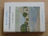 Jiránek - O českém malířství moderním a jiné práce (1962)