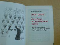 Žák: Vladimír Sainer Předmět: mimoškolní vzdělávání (1989) věnování autora