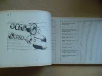 Dodatek seznamu ND - Tatra 148 S3, S1 - Tatra Kopřivnice 1972, čtyřjazyčný text