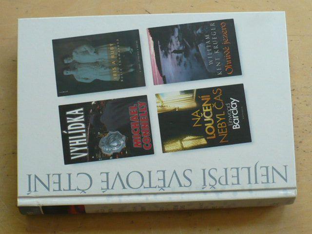 Nejlepší světové čtení - Vyhlídka, Iris a Ruby, Na loučení nebyl čas, Ohnivé jezero (2009)