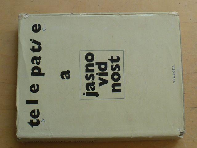 Rejdák - Telepatie a jasnovidnost (1970)