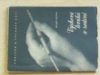Sovák - Výchova leváků v rodině (1961)
