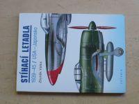 Válka - Stíhací letadla - 1939-45 / USA - Japonsko (1996)
